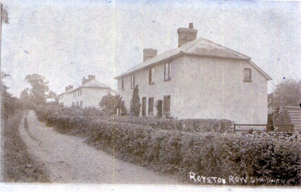 Royston Avenue Provided by Elizabeth Smith