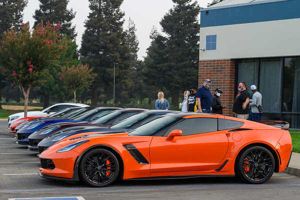 2020 Fairfield September Cars and Coffee