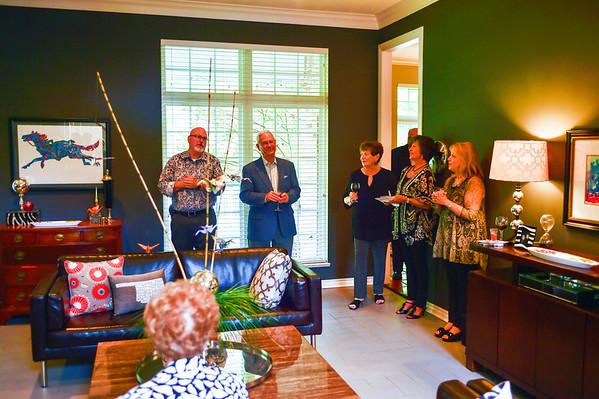 2015 Bartlesville Community Foundation Legacy HOF Family Reception
