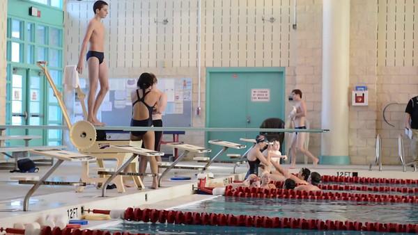 2014-01-21 Swimming Diving St. John's