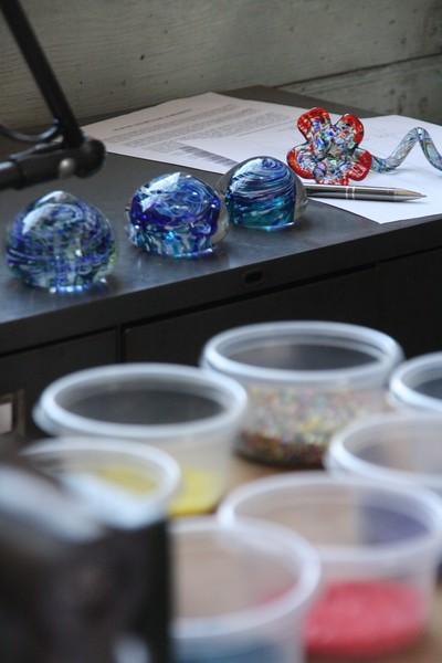 2015-16 Glassblowing Trip