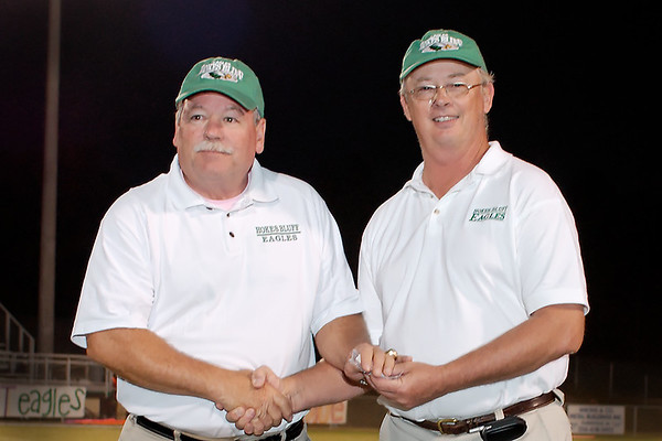 Hokes Bluff Baseball Championship Ring Ceremony - 5 in a row! - Oct 12, 2007