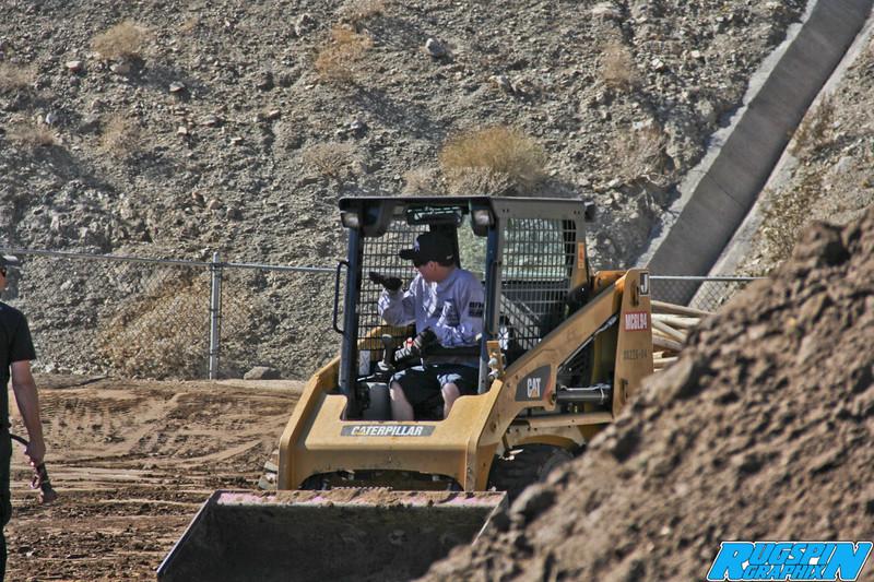 GRRS 2012 Feb Track Build