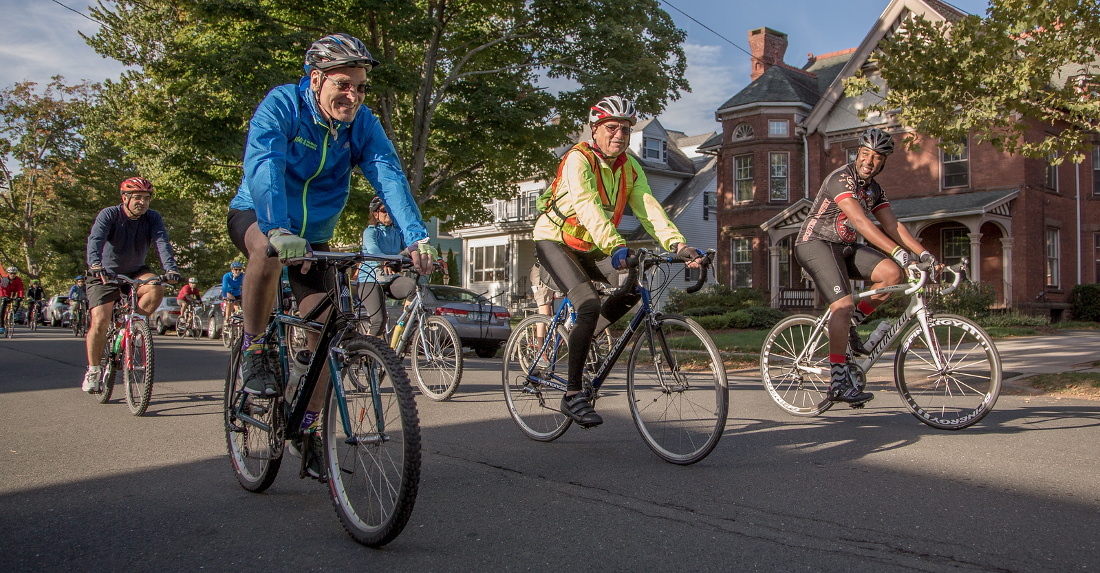 New Britain Bike Tour