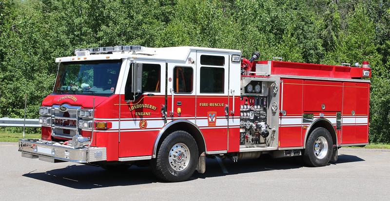 Engine 2.  2014 Pierce Impel.  1250 / 1000