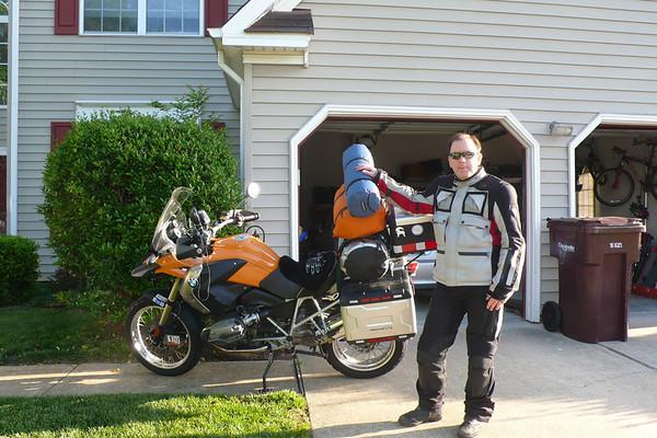 Georgia Mountain Rally trip 2011