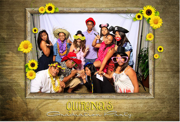 Quirena's Graduation Party (Party Portraits)