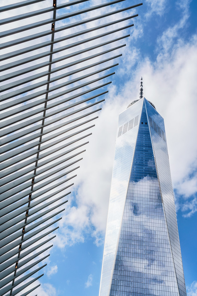 Long Weekend in New York City One World Trade