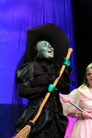 Jan 25 Evening Wizard of Oz