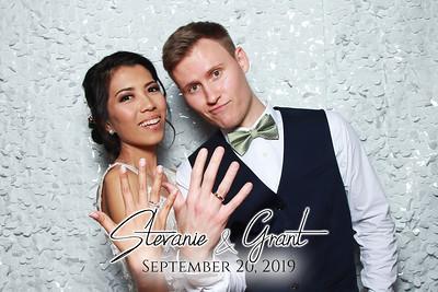 Stevanie & Grant's Wedding - 9/20/2019