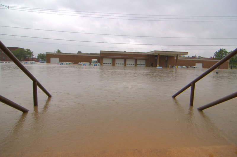 Mansfield Flood