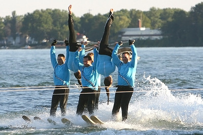 Mad-City Ski Team - Aug 20, 2006 Home Show