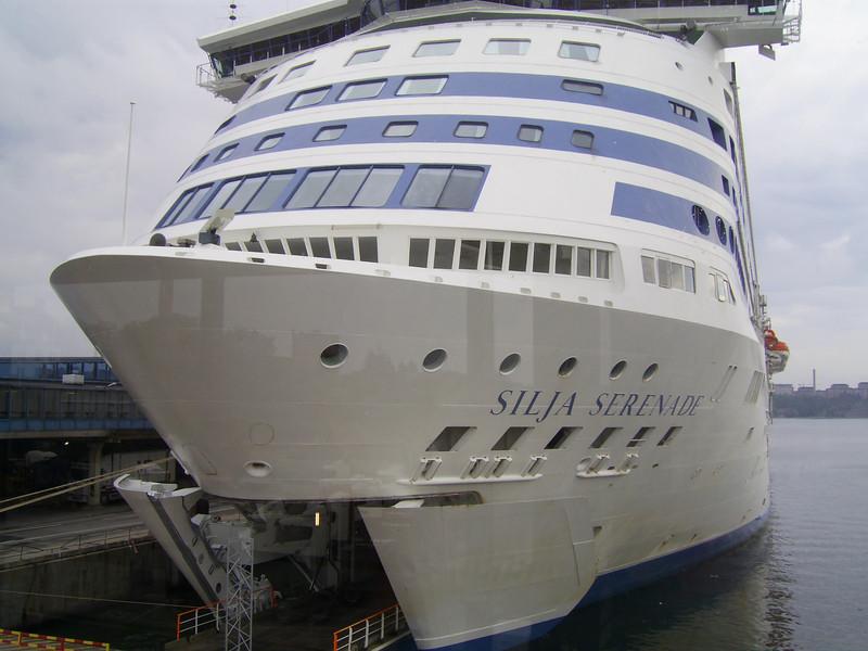 2007 - SILJA SERENADE in Stockholm.