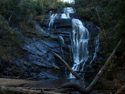 South Carolina Waterfalls