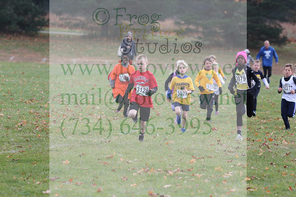Cross Country Coaches National Youth Qualifier 26 Oct 2019 2k