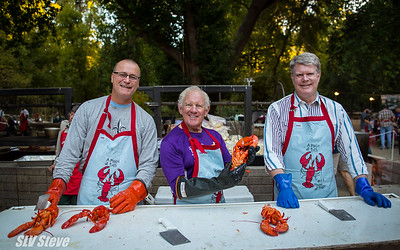 Mountain Parks Lobster Feed