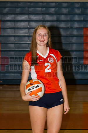 Girls Varsity Volleyball #2 - 2014