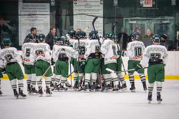 Varsity Hockey vs. Vermont Flames
