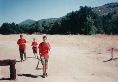 1997 - Internatioanl Camporee Event