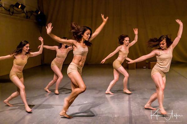 Em(body) Dance  Project