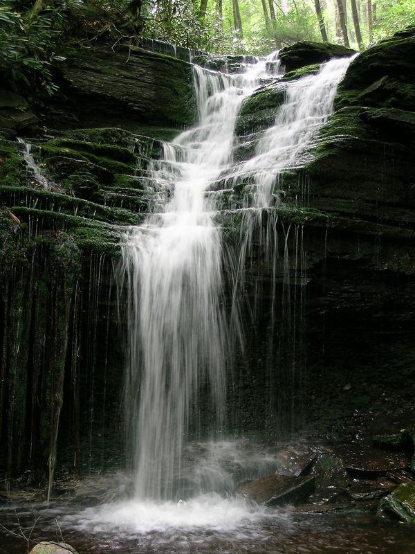 West Virginia Waterfalls 2004-2006