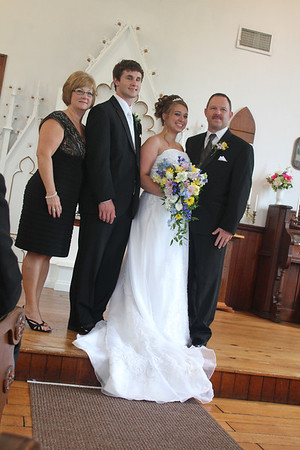 Sarah & Andrews Wedding 7-14-12