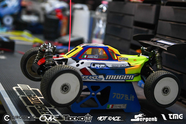 World Indoor Buggy Cup 2017 D2