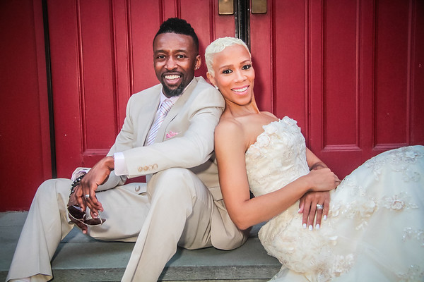 Adilah & Brodie - Wedding Day