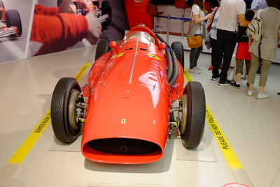 Jun 2015 - Ferrari Museum