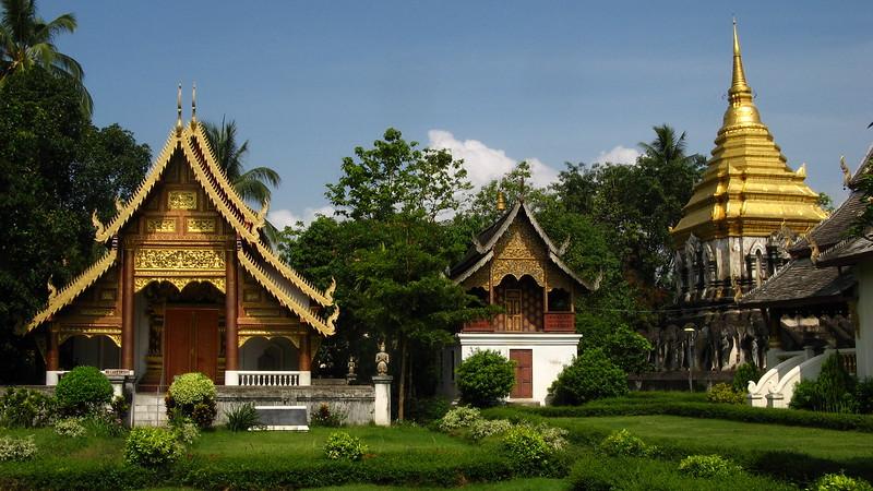 Wat Chedi Luang - Chiang Mai.