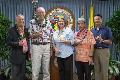 Navy League Key Spouse Award