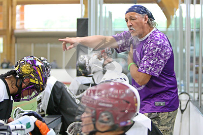 10/1/2016 - Thompson Brothers Lacrosse vs. Caughnawaga Indians - Tsha' Thoñ'nhes, Onondaga Nation (Onondaga Nation Field House, Nedrow, NY)