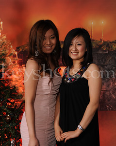 USS Mustin Holiday Party 2010