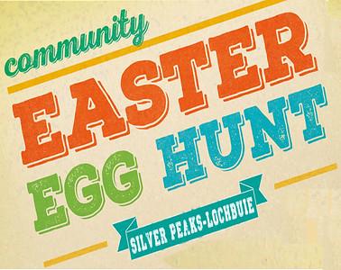 Silver Peaks Easter Egg 2019