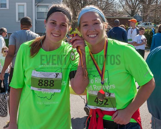 ORRRC Marathon - April 12, 2015