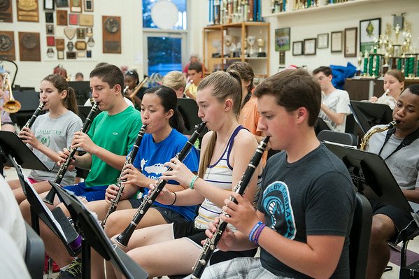 201407: Summer Practices