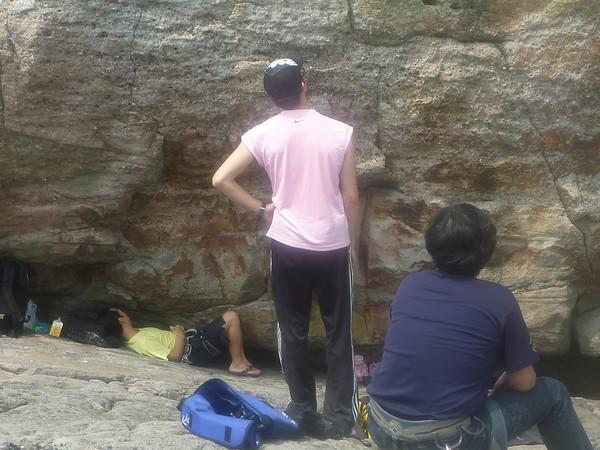 20110416 龍洞攀岩音樂廳