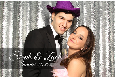 Steph & Zach's Wedding - 9/21/19