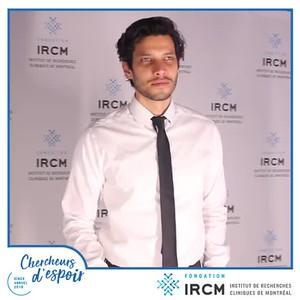 29 novembre 2018 -  Fondation IRCM