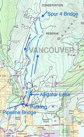 2015-04-16 Circumnavigating Alligator Lake