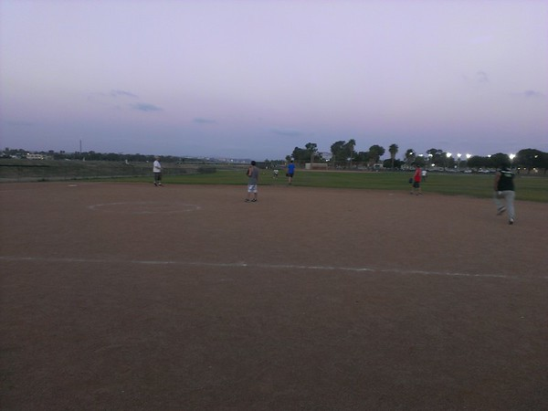 2014-03-12 Softball Start, Wed, Field 8