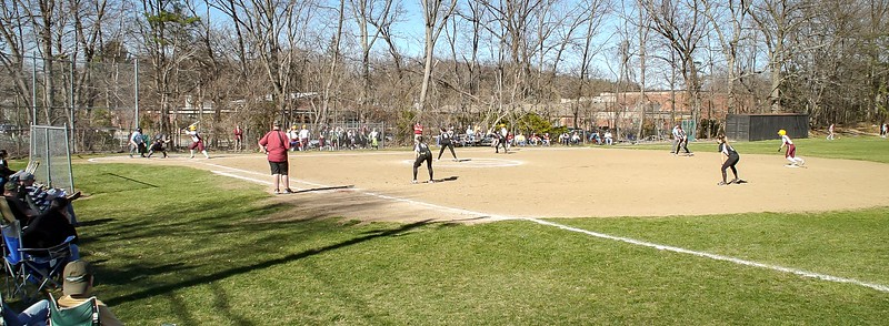 Softball vs. Chicopee 2018