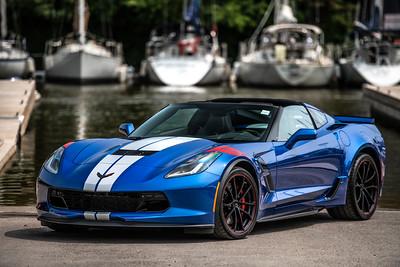 Budds' Corvettes