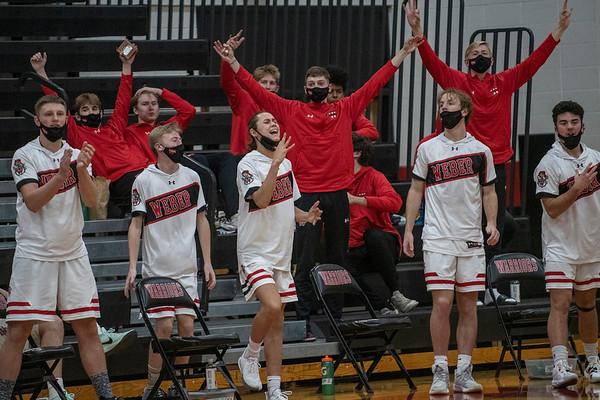 Syracuse vs Weber Basketball