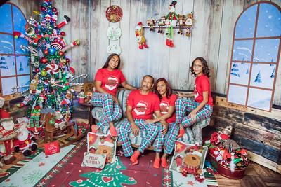 36. Sesión Familiar de Anyeris y Familia Navidad 2019