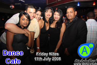 Dance Cafe - 11th july 2008