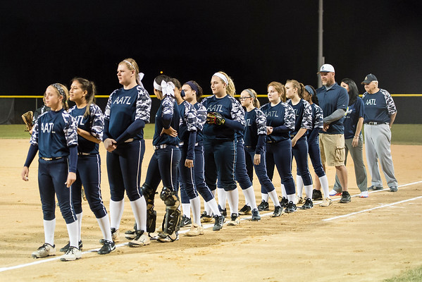 AATL Softball v Sunlake - Feb. 19, 2016
