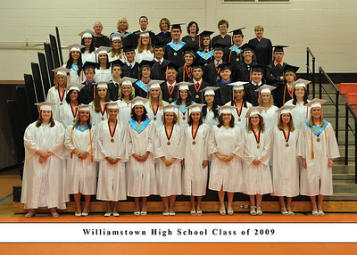 Williamstown HS Graduation 2009