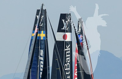 America's Cup World Series 2017 - Fukuoka