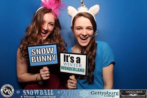 SNOWBALL @ Gettysburg